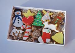 Twelve Biscuit Christmas gibox