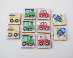 Transport cookies