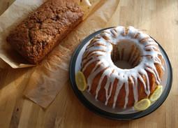Lemon Poppyseed Bundt cake
