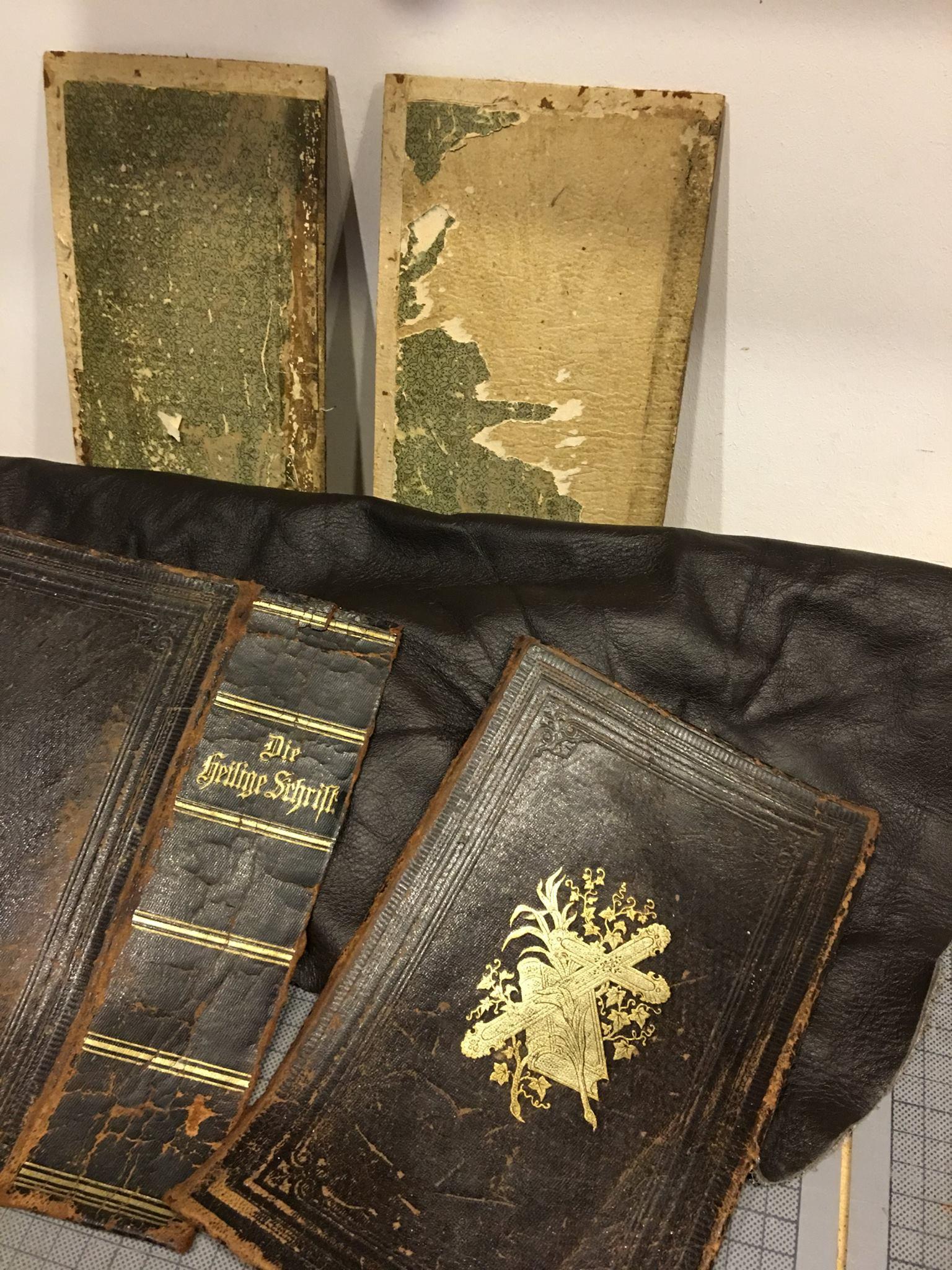 Bibel Reparatur