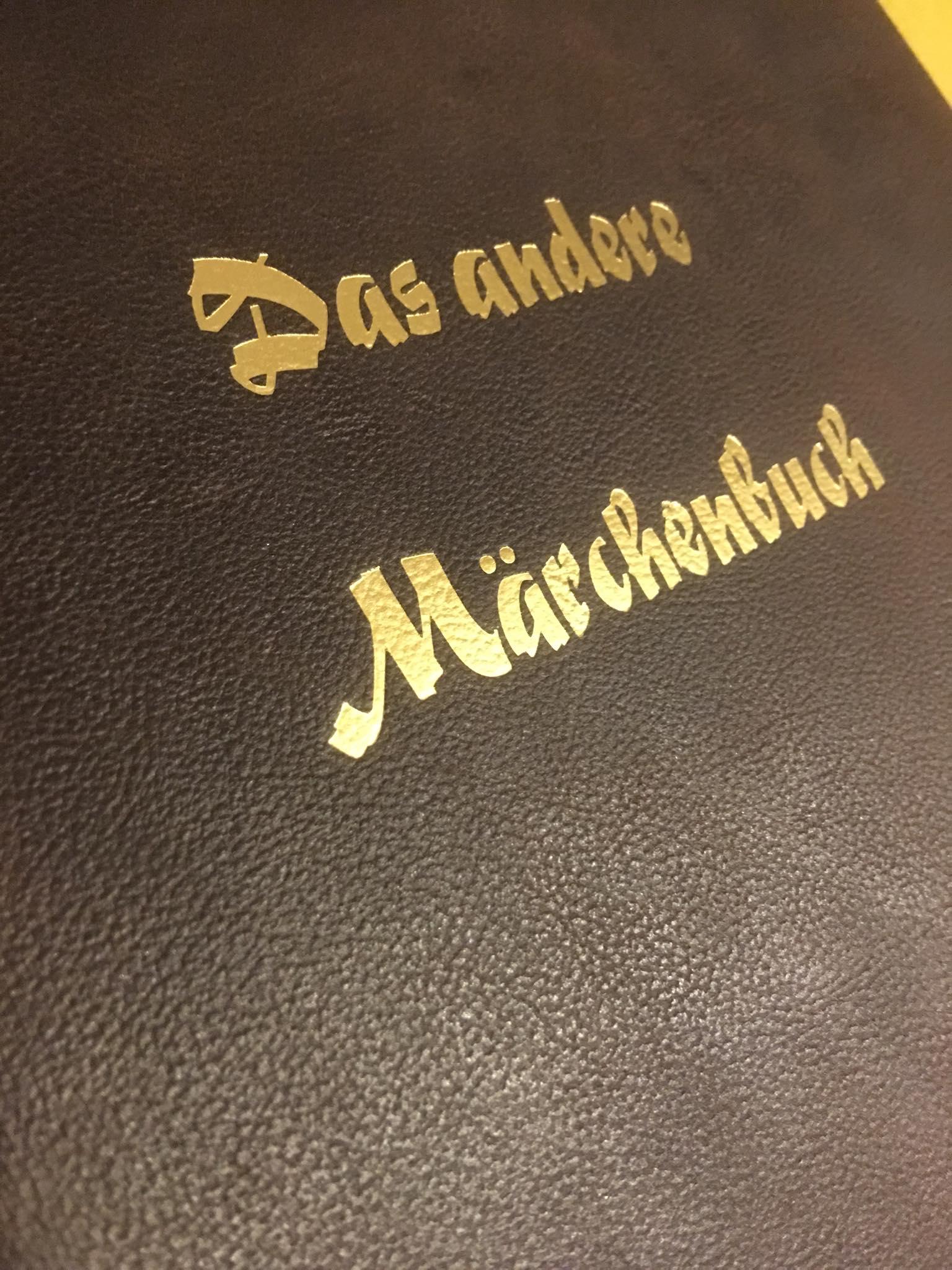 Prägung Schrift 3 48p