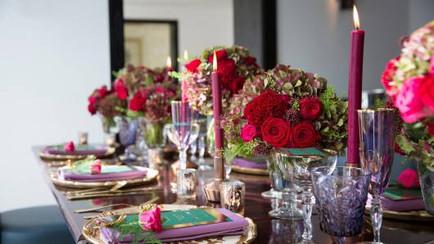 Styling, Art Direction & Consultation For Gordon Ramsay Weddings