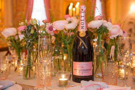 Moet & Chandon wedding launch