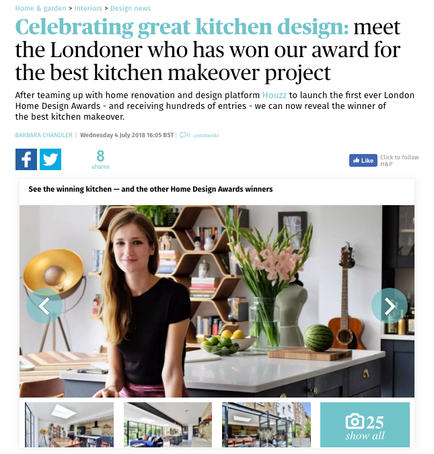 What is the best kitchen in London?