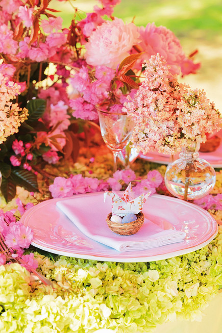 Easter ideas & spring table inspiration