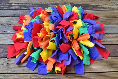 Choose your colours Large Snuffle Mat