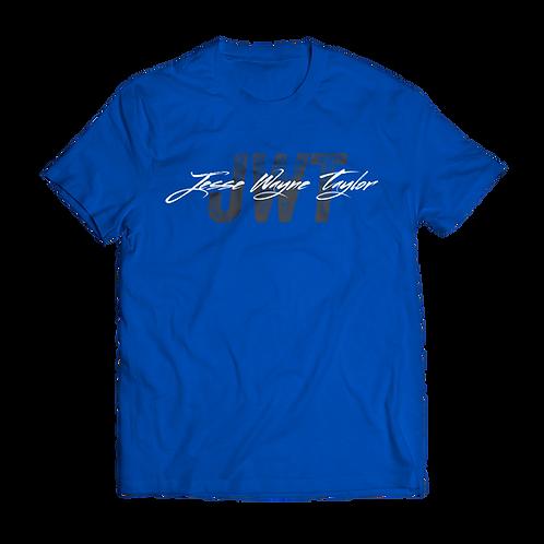 Blue JWT Shirt
