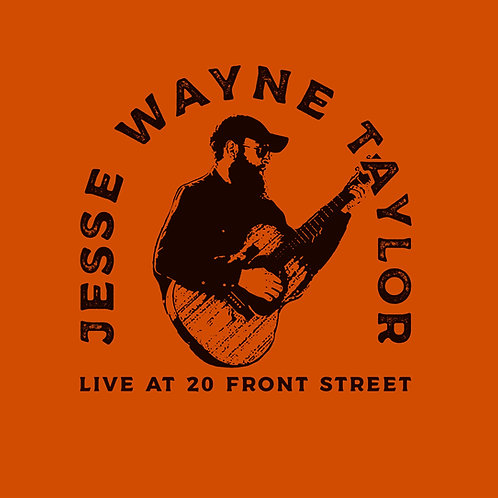 Live at 20 Front Street - CD