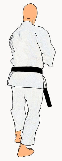 Neko Ashi Dachi