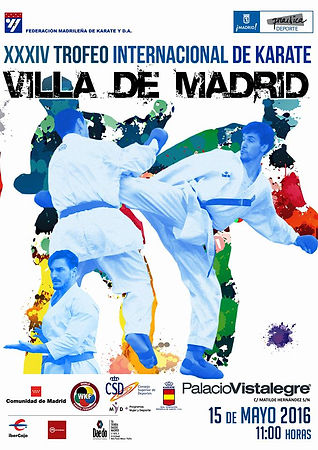 Karate Villa de Madrid