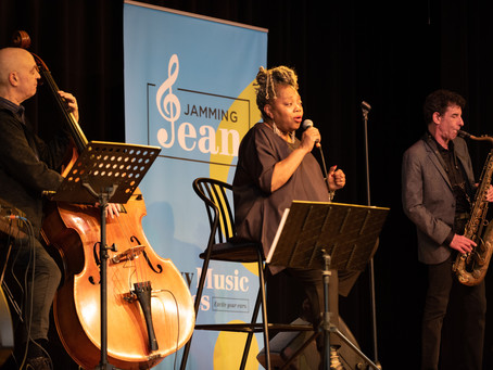 Dee Alexander Packs the House for the first Jamming Jean Concert of 2020