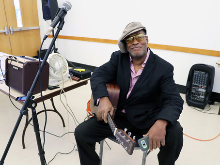 The History of the Blues in 40 Minutes, as told by Chicago's Own Fruteland Jackson