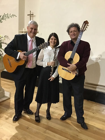 David Caswell-classical guitar-concerts in st catherines ventnor