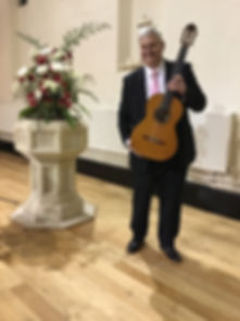 David Caswell-classical guitar lessons-isle of wight