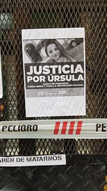 El crimen de Úrsula: cuando los femicidas usan el uniforme con el que deberían protegernos