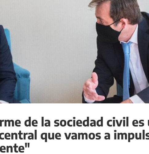 """""""El desarme de la sociedad civil es una política central que vamos a impulsar fuertemente"""""""
