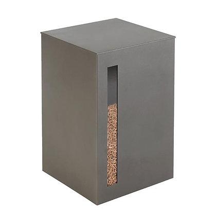 Stockeur à pellets contenance 55 kg, gris DIXNEUF