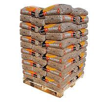 palette granulés de bois Crépito
