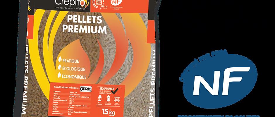 Pellets Premium palette