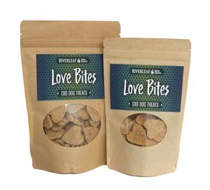 Love Bites ~ CBD Dog Treats ~ (4oz or 8oz) $22-$35