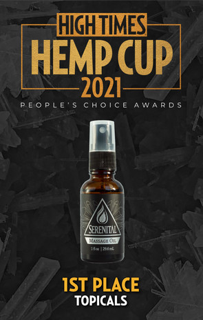 Award Wining Massage Oil by Riverleaf Biotech Industries