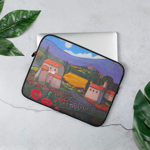Laptop Sleeve CAMPAGNA ITALIANA