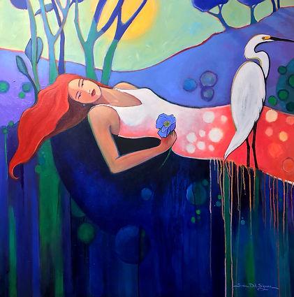 DOLCE FAR NIENTE by artist Sonia Del Signore