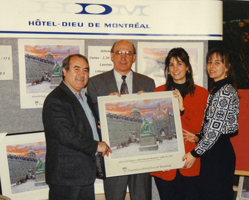 Fondation Hôpital Hôtel-Dieu de Montréal
