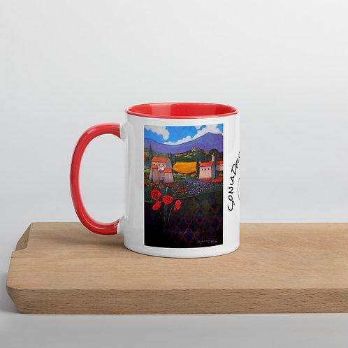 Mug CAMPAGNA ITALIANA with Color Inside