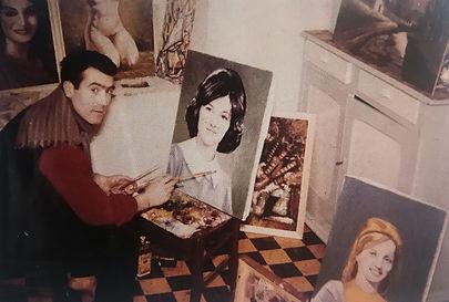 atelier 1963 à Annecy(France)