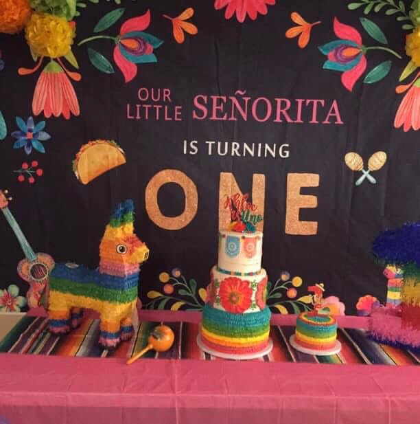 First Fiesta Birthday