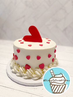 Funny Little Valentine - Vanilla Butterc