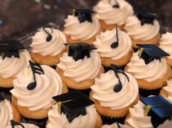 Graduate Cupcakes