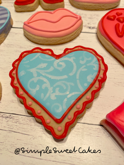 Valentines Cookie