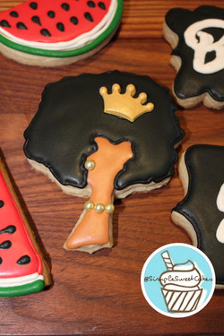 Decorated Sugar Cookies - Black Girl Mag