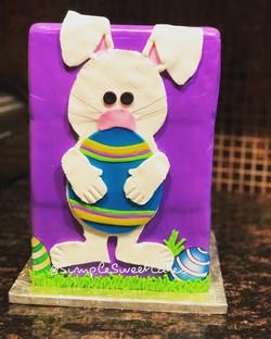 Tipsy Bunny Cake