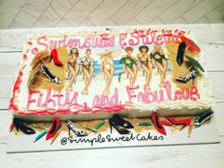 Swimsuits & Stilettos - Happy 50th Birthday Michelle!