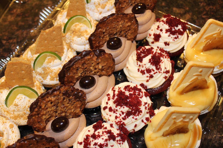 Gourmet Cupcake Variety