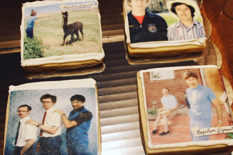 Napoleon Dynaite Cookies