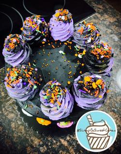 Fault-line Cake - Sprinkles & Swirls