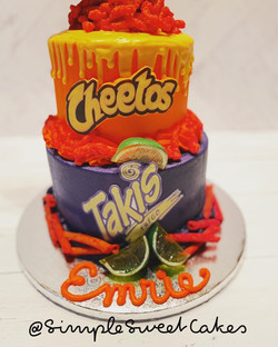 Cheetos & Takis!