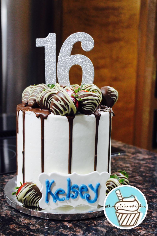 Happy 16 Kelsey!