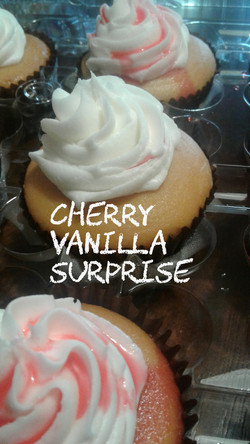 Cherry Vanilla Surprise