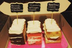 Ansley & Rayford - Cake Tasting
