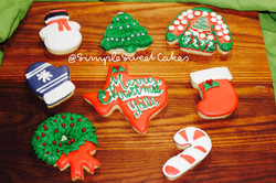 Texas-style Christmas Sugar Cookies