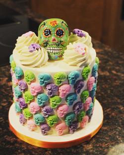 Vegan Gluten-Free Vanilla Cake