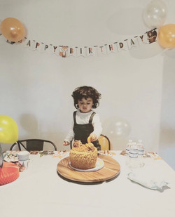 Happy 2nd Birthday Yusuf!