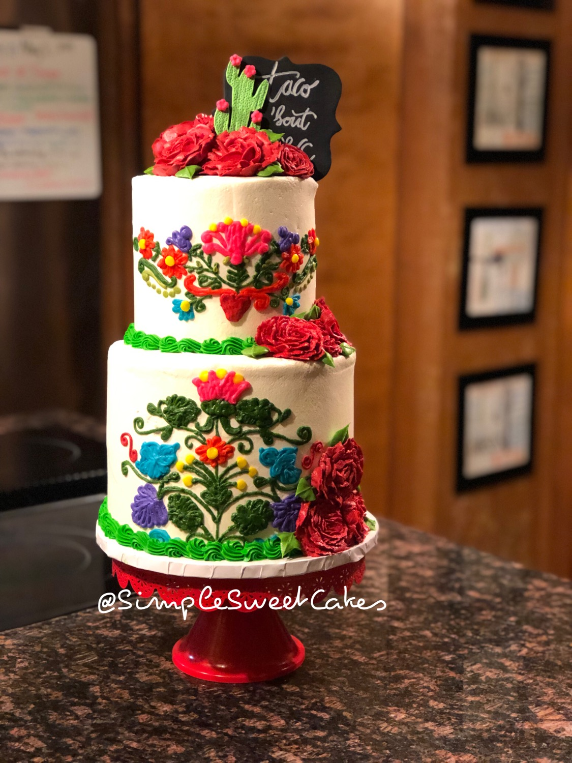 Cinco de Mayo Bridal Shower