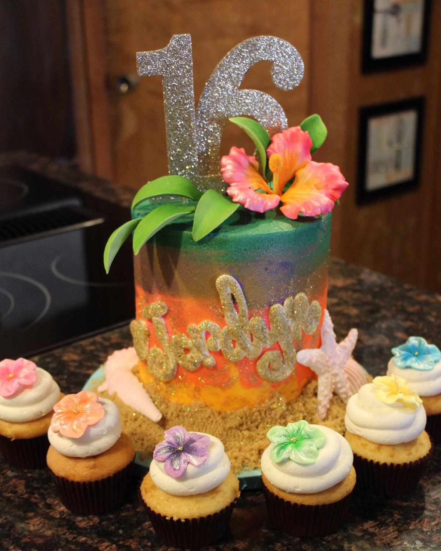 Jordyn's Sweet Sixteen
