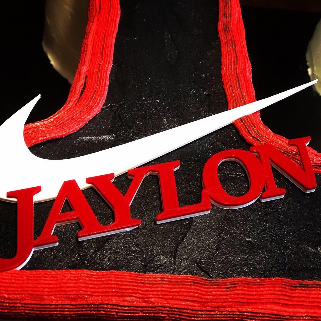 JAYLON'S Nike Air Jordan Cake